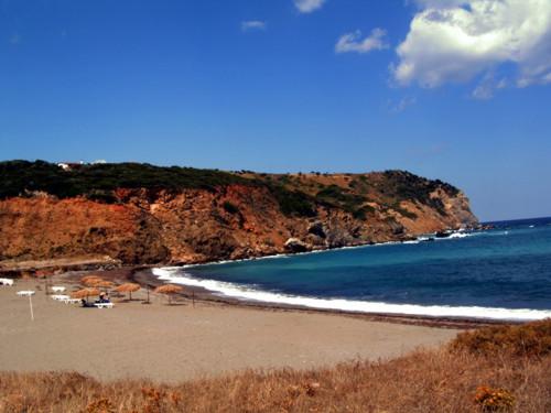 Skiathos, Bourtsi y una playa famosa