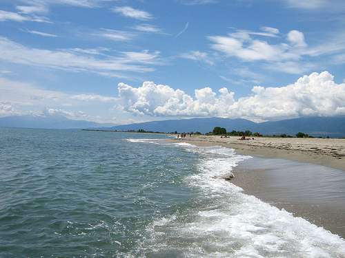 Playa Olimpica