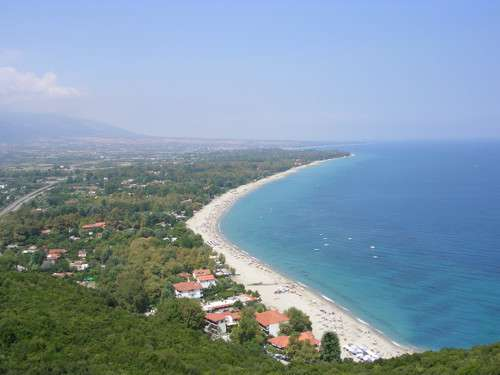 Playa Platamonas