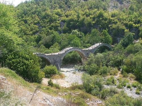 El museo de arte popular de Kipi, en Zagoria
