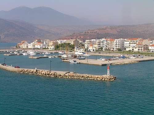 Puerto de Itea
