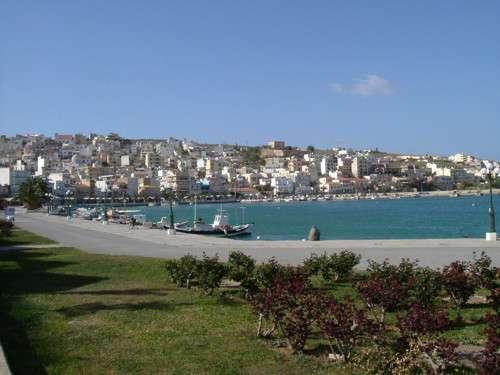 Puerto de Sitia