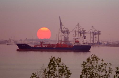 Puerto de Salónica, destino comercial y de cruceros