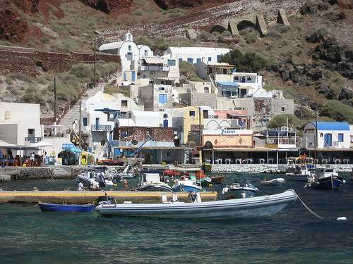 Puerto de Thirasia
