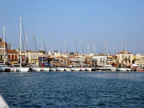 Puerto de yates
