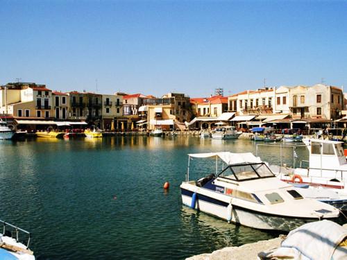 Rethymno, ciudad renacentista en Creta