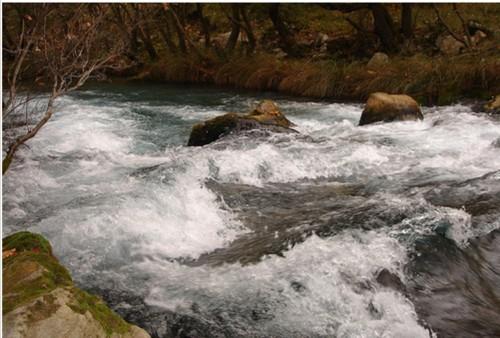 Rafting en el rio Lucio Alpheios