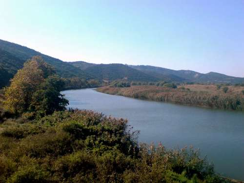 Rio Strymon - Amfipolis