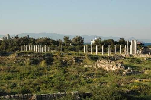 Historia y cultura de Salamina