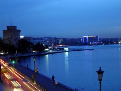 Viaje a Salónica, guía de turismo