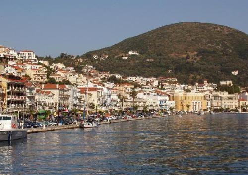Samos, escalada, islas del egeo