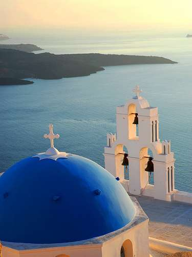 Foto de Santorini