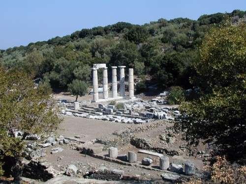 Santuario de Samotracia