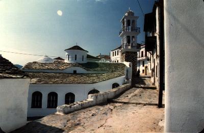 Isla Skopelos