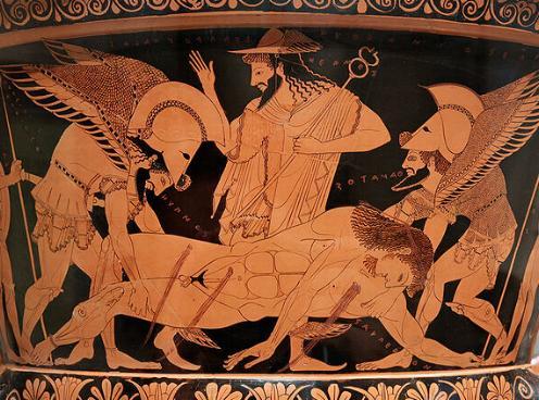 Tanatos e Hipnos