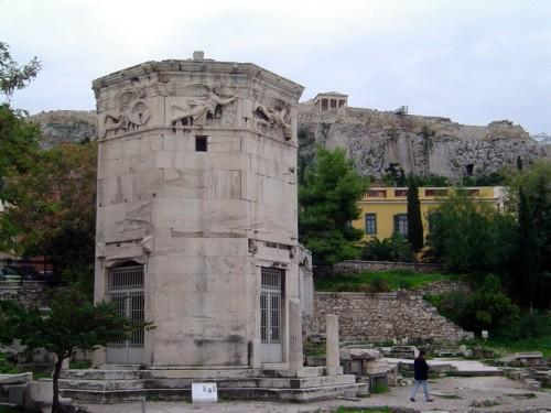 Aerides, la Torre de los Vientos