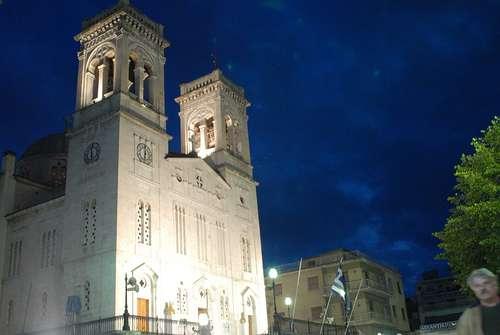 San Basilio y Marte, dos plazas en Trípoli