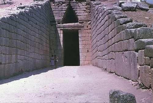 Tumba de Agamenon