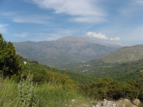 Exploración del Valle de Amari, en Creta