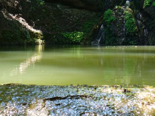 El Valle de las Mariposas, en la isla de Rodas