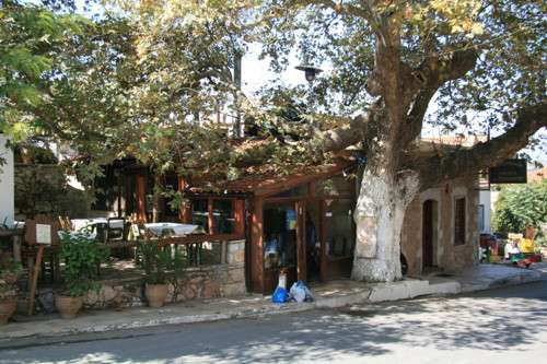 Vamos, pintoresca localidad de Chania