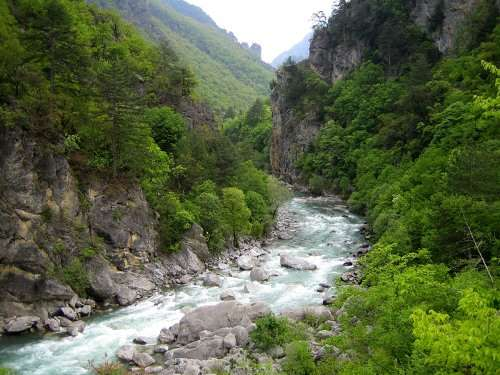 El Parque Nacional Vikos Aoos