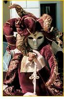 Máscara de carnaval, Corfú, Jónicas