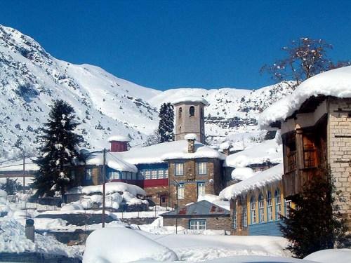 Circuito por los pueblos de Zagoria